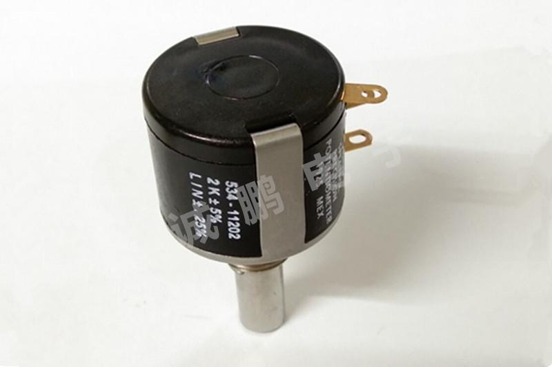Vishay spectrol534-11202 2K电位器 多圈电位器 线绕电位器
