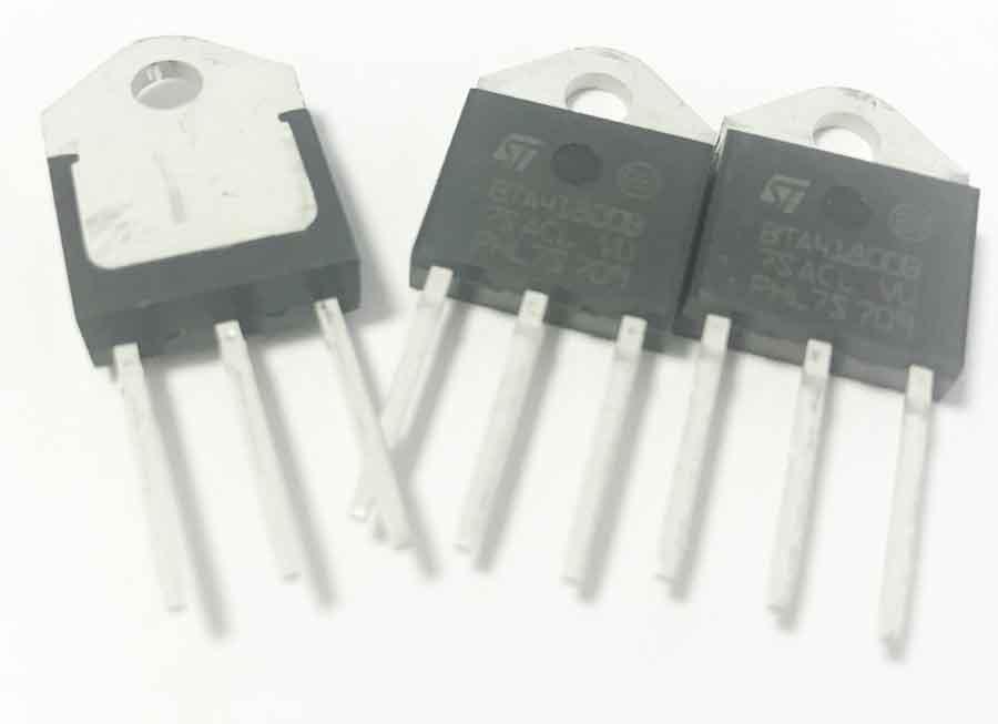 BTA41800B BTA41-800B双向可控硅全新ST现货