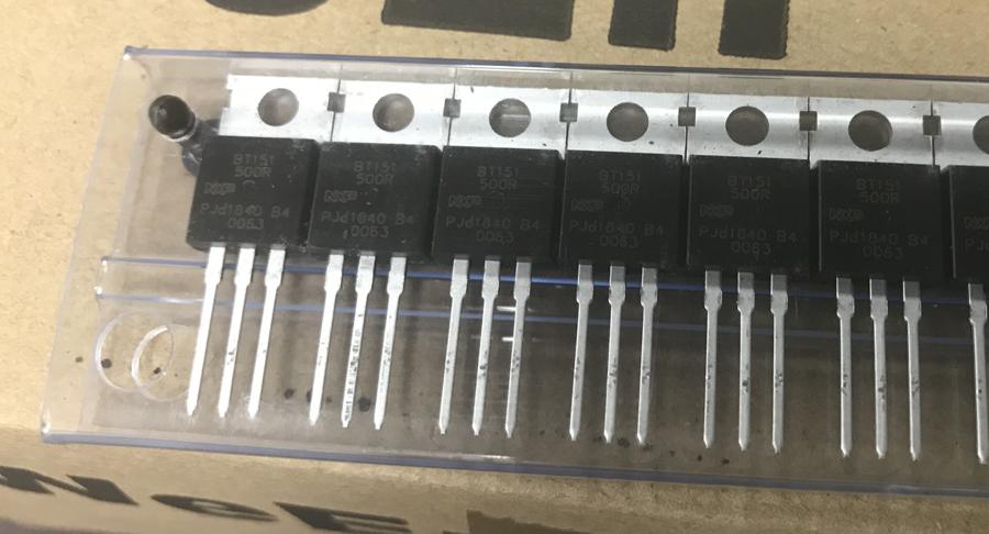 BT151-500R原装NXP全新原装正品