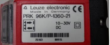 德国LEUZE PRK 96K/P-1360-21劳易测传感器原装