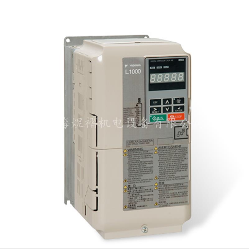 安川变频器CIMR-AB4A0362ABA A1000系列160KW