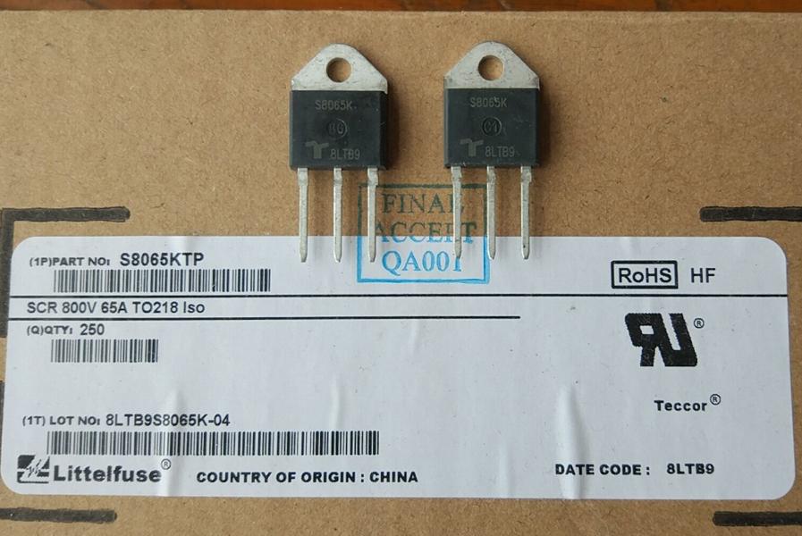 单向可控硅S8065K Q8040k7原装现货