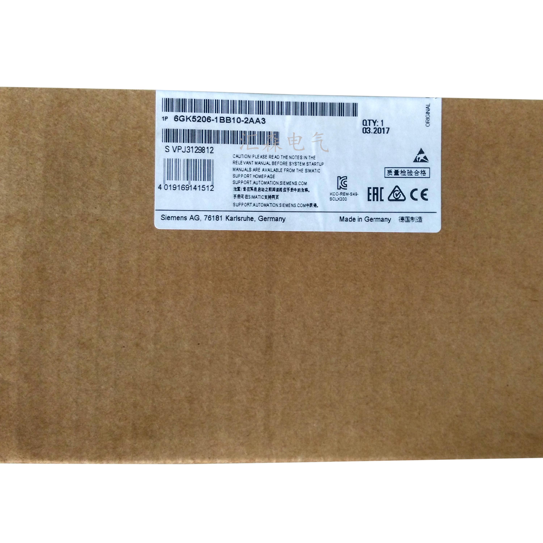 西门子模块6GK5206-1BB10-2AA3