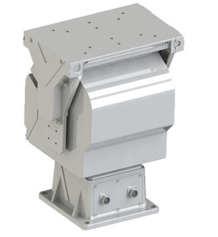 杰士安15Kg中型智能变速监控云台,适用于道路云台、激光云台或热成像云台等智能云台摄像机的应用集成