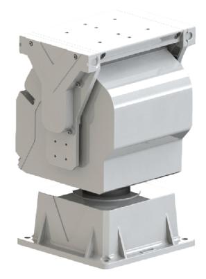 杰士35Kg重型智能变速监控云台,适用于边防、河流、海防等激光或热成像云台的应用集成