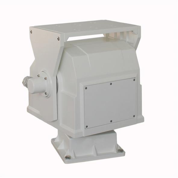 杰士安22~35Kg中重型智能变速监控云台,适用于热成像或雷达和激光扫描的应用集成