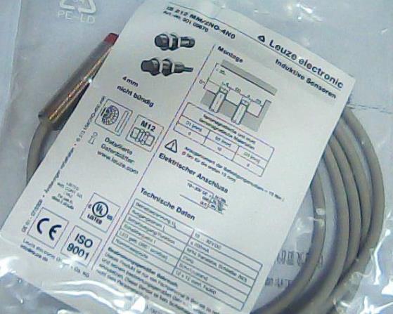 IS112MM/4NO-6EO-M12 劳易测IS112MM/4NC-6EO-M12 全新原装