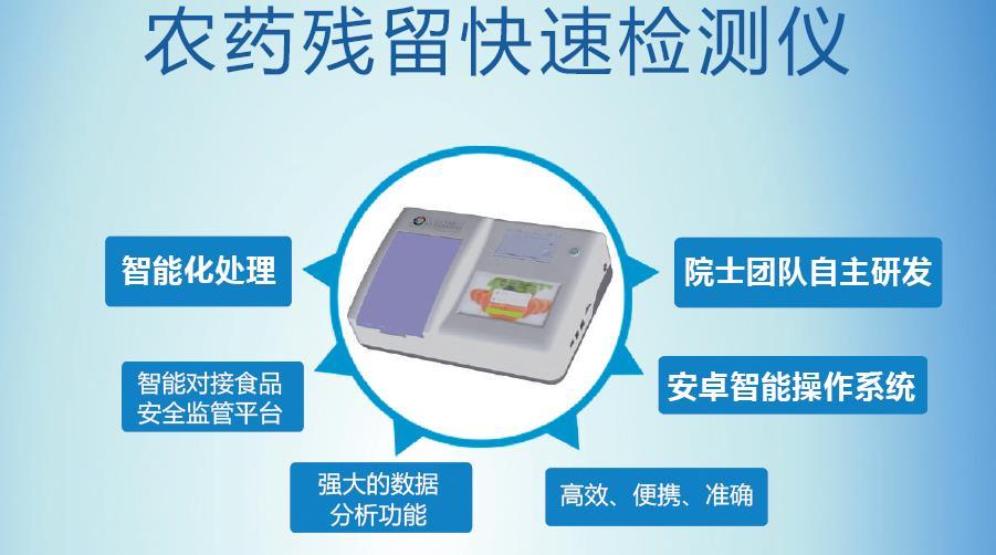 HC-M1020农药残留快速检测仪
