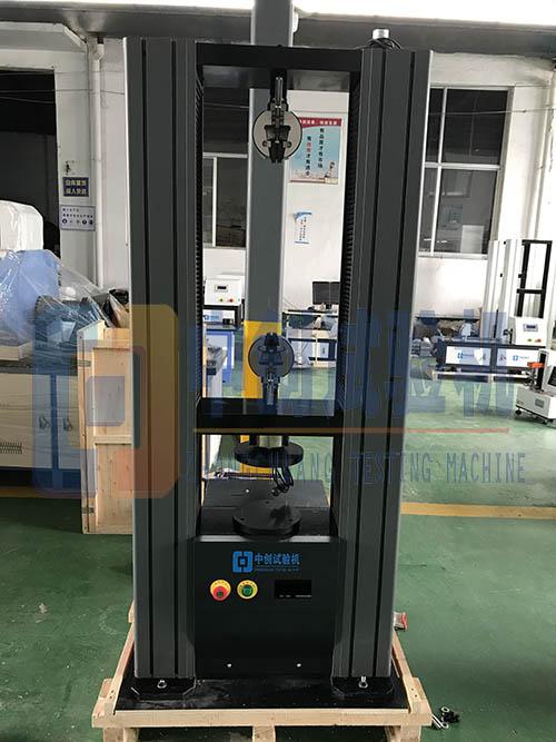 钢管脚手架抗拉抗压试验机功能用途