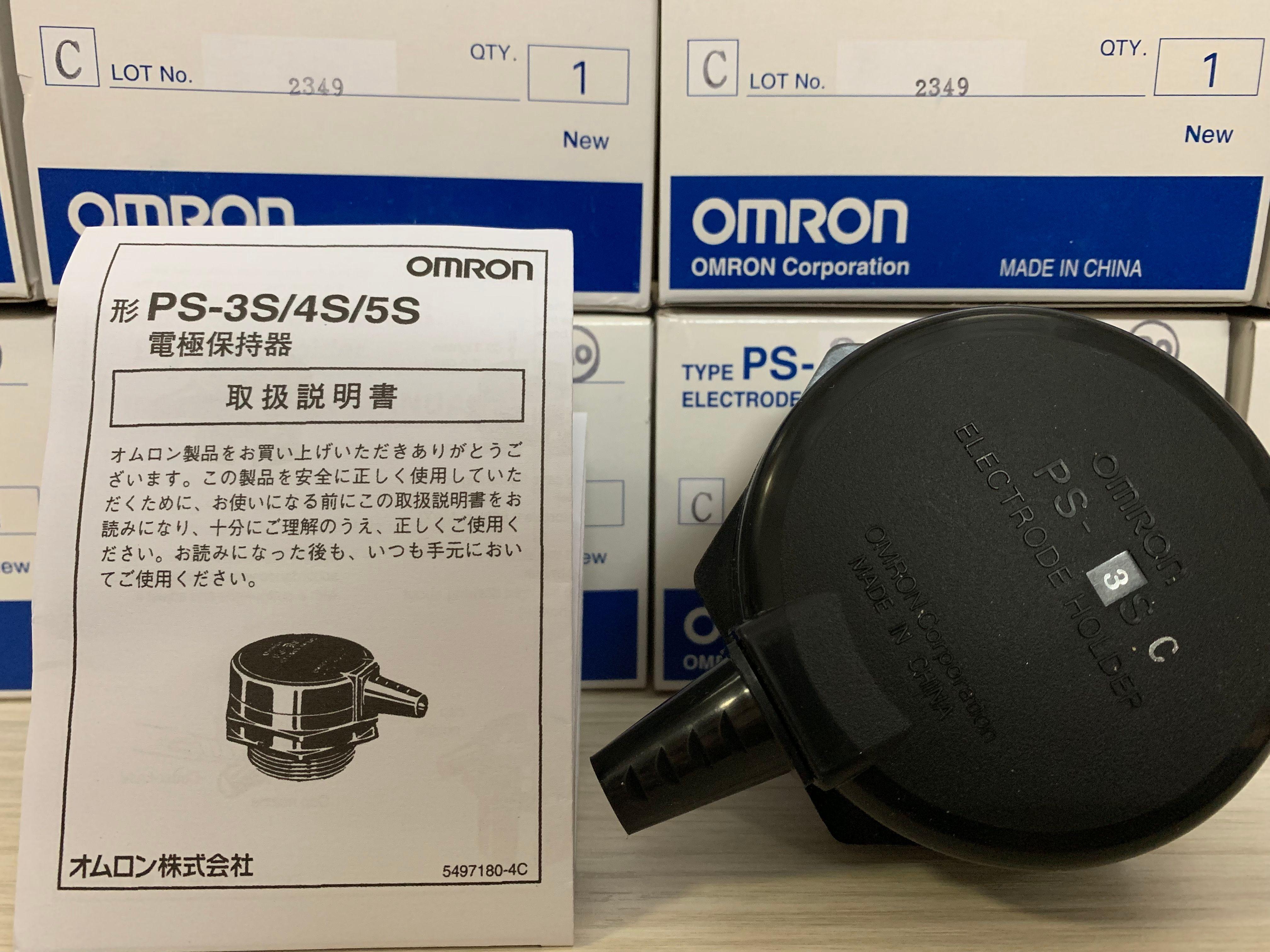 欧姆龙电极保持器PS-3S C正规渠道 全新正品 假一罚百