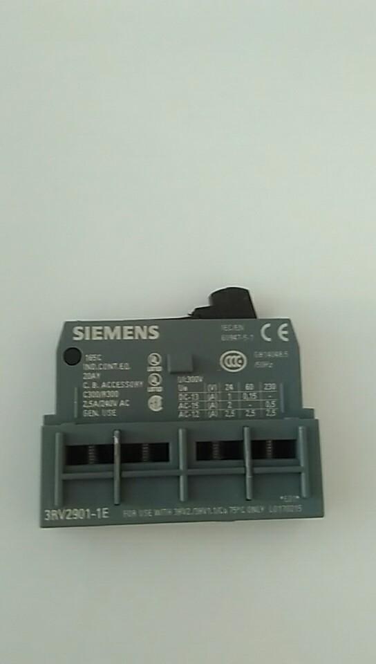 西门子断路器3RV2901-1E