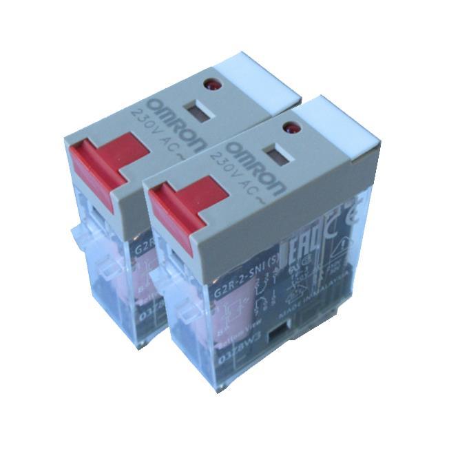 G2R-2-SNI(S) 230VAC 欧姆龙小型继电器G2R-2-SNI(S) 230VAC 8脚
