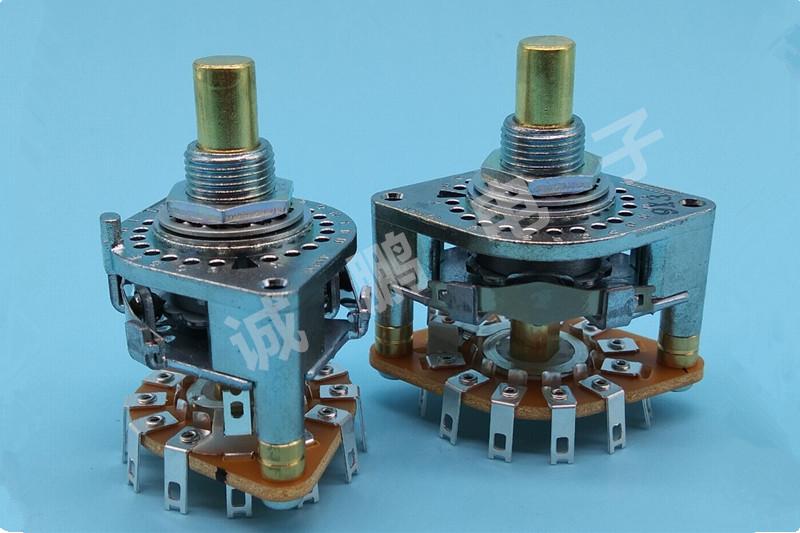 代理日本TOSOKU RS400N-1-1-12-AP30-16R波段开关 东测波段开关
