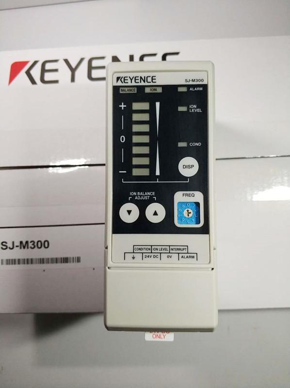 基恩士 SJ-M030/SJ-M300 微型除静电器