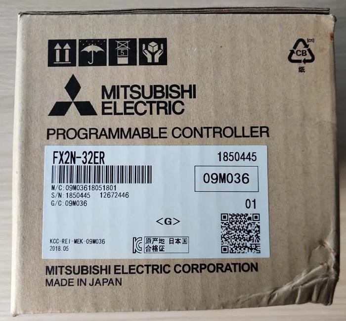 三菱PLC FX2N-32ER plc扩展模块全新原装