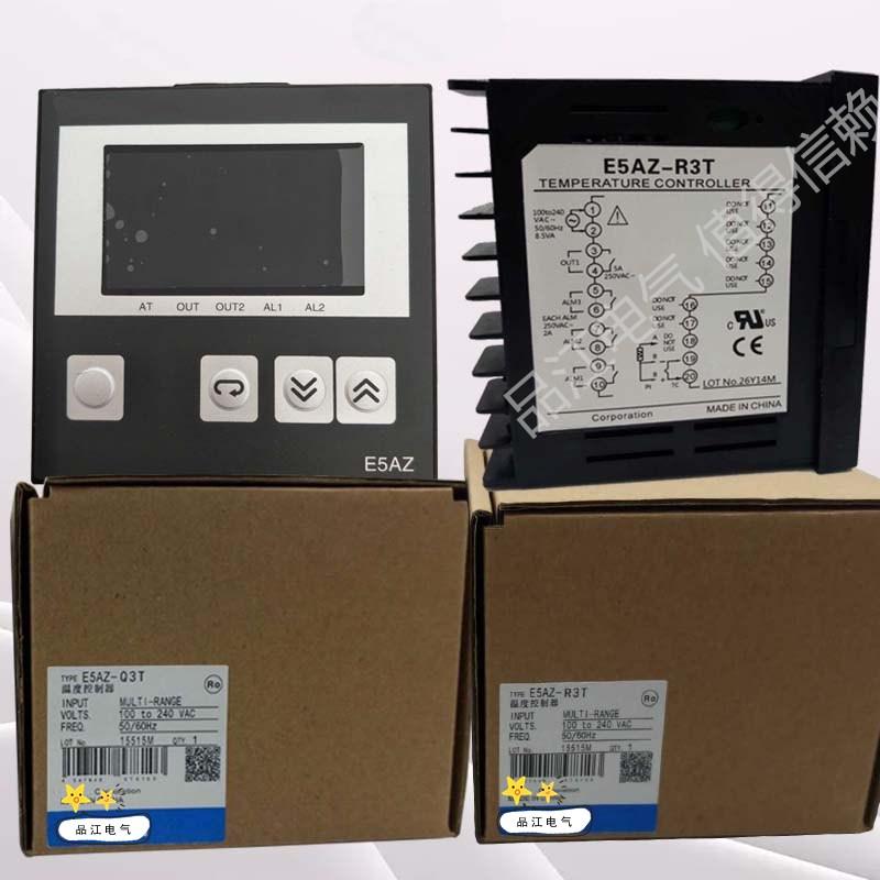 全新E5AZ-R3T温控器E5AZ-Q3T R3MT Q3MT 温控仪表E5AZ-R3 E5EZ-R3