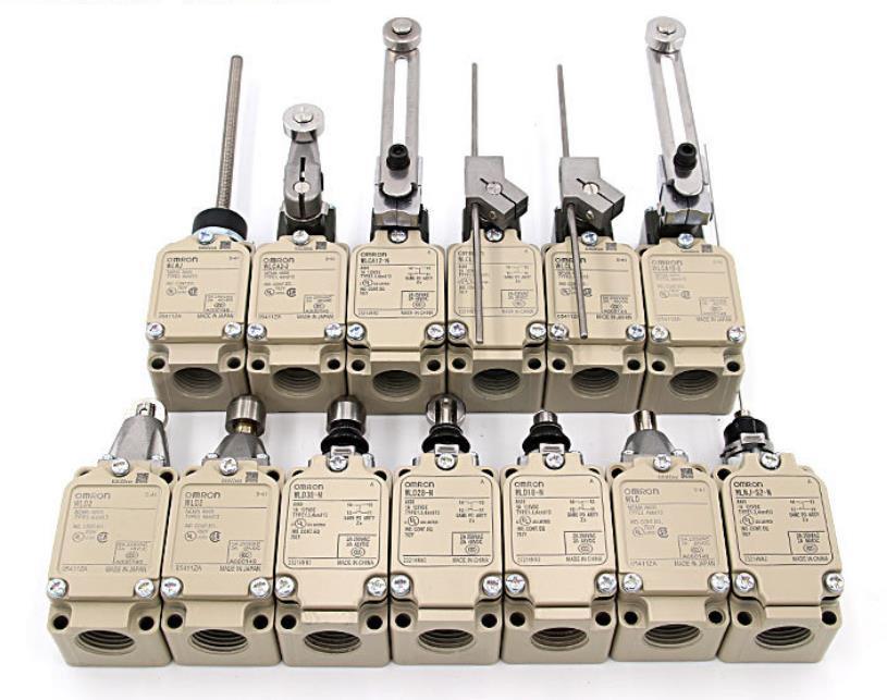 WLNJ-30-N 欧姆龙防水耐高温行程限位开关WLNJ-30-N全新原装