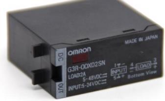 G3R-ODX02SN欧姆龙I/O固态继电器全新原装OMRON  DC5-48V 2A