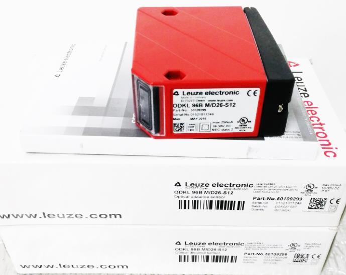 ODSL 9/C6.C1-450-S12劳易测LEUZE测距传感器全新原装