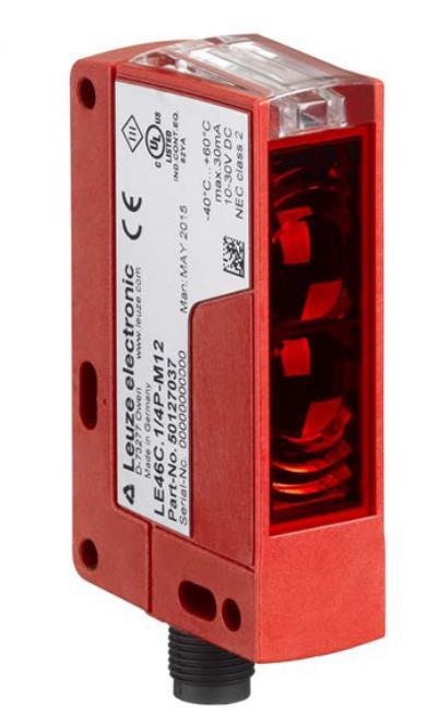 LEUZE劳易测HT46C4P光电传感器 光电开关 HT46C4P