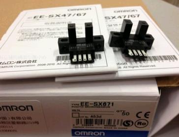 EE-SX672,Omron/欧姆龙EE-SX672 U槽型光电开关感应器光电传感器