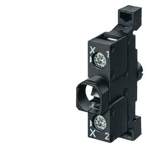西门子按钮指示灯附件灯座3SB3420-1A