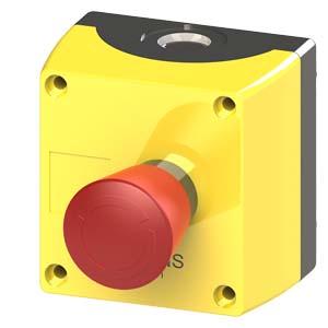 西门子按钮指示灯附件按钮盒3SB3801-2DG3