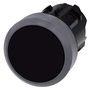 西门子平头按钮头3SU1030-0AB10-0AA0