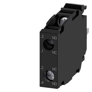 西门子按钮指示灯附件触点模块3SU1400-1AA10-1FA0