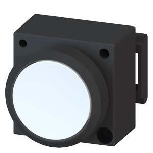 西门子平头按钮3SB3202-0AA21