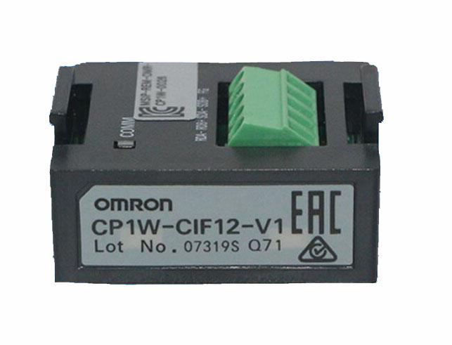CP1W-CIF12-V1 欧姆龙OMRON PLC通讯单元RS485 CP1W-CIF12-V1模块