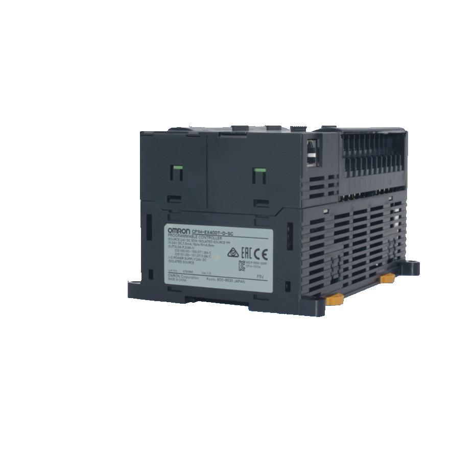 CP1H-EX40DT-D-SC 欧姆龙 CP1H系列PLC 可编程控制器CPU单元