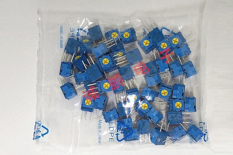 GF063XB103电位器 原装日本TOCOS单圈精密可调电阻