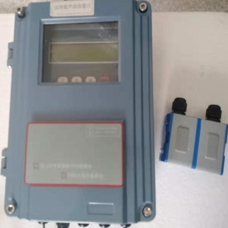 无线远传外夹式超声波流量计