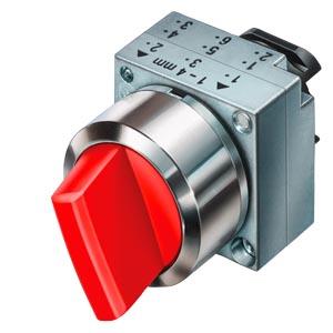 西门子按钮指示灯附件选择按钮头3SB3500-2DA11