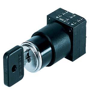 西门子钥匙开关3SB3000-3BJ01